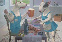 Molly Bull Terrier