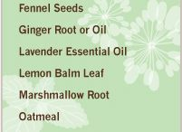 Natural Remedies / Herbal Remdies