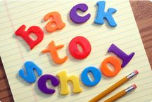 08 - Back to School / by Beth Spencer