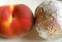 桃の保存法