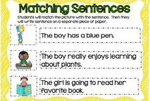 Kinder, First and Second Grade English Resources / K-2 Primary English Resources
