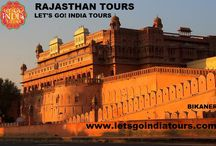 Bikaner, Rajasthan tours / The city of Bikaner was founded in 1488 by the Rathore Rajput Ruler Rao Bika. Rao Bika was the son of the Rathore Ruler Rao Jodha who founded Jodhpur. The land was usurped from the rivaling Jat rulers of that time. However, no matter how many wars the ancient city has seen in the past, today Bikaner is another prime tourist destination and is famous for its sweets and snacks. The place is known for its forts and food.