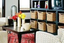 Organized Rooms / by Jo Sablan