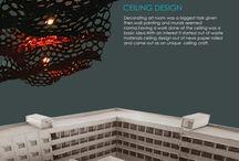 architectural portfolio / Architectural resume