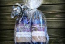 Gaver & Produktpakker / Naturlig hudpleie, uten tilsetning av mineralolje, parabener eller syntetisk parfyme.