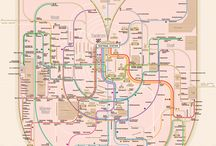 WTS - map art