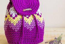 Crochet bags / Torby szydełkowe