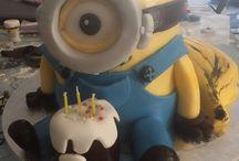 My cake / DIY cake disign