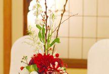 和 * ウェディング会場装花 * Japanese Taste Wedding Floral decoration