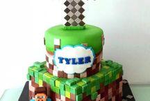 Tyler's birthday cake