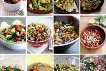Super Natural Salads / by Natures-Health-Foods.com