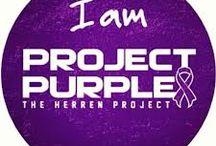 Go Project Purple/Chris Herren Project