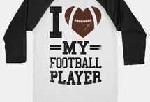 Football  #50 / by Robert-Jessica Page
