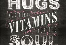 Hugging&Cuddling!