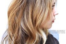 hair colour and haircuts