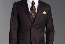 MEN - What to Wear to an Interview / A selection of apparel options to wear on an interview for men and women.