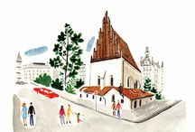 Illustration - Architecture