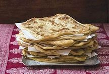 indian breads/hors