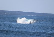 Pro Surfers Lanzarote / La Santa is made up of 3 waves, Centres, The Right Point and the Left Slab. Chris from Global Boarders took on all 3 on a recent trip.