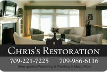 CHRIS'S RESTORATION
