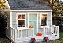 Immy poppet's garden playhouse