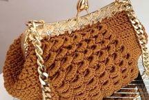 Bolso crochet 2015
