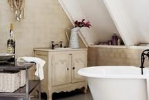 Bathroom Inspiration / by Kate Bernatas