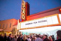 Savannah Film Festival / Possibly the only week of the year when you'll find more celebrities milling through downtown Savannah than locals or tourists.