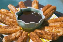 Tilly Ramsey's easy churros