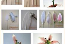 çiçek figürleri