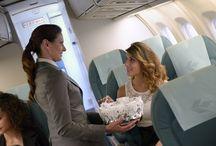 Embraer 195 Interiors