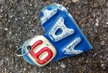 License Plate Jewelry