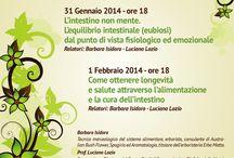 ciclo di conferenze gennaio 2014