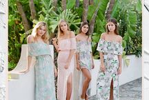 Industry Collection / long, mismatched, wedding, short, floral, watercolor, blush, blue, fall, summer, spring, country, vintage, neutral, lavender,  green, gray, beach, unique, boho, bohemian, pink, coral, sage, plum, teal, peach, yellow, white, taupe, mauve, dusty rose, off the shoulder, strapless, bridesmaid dress