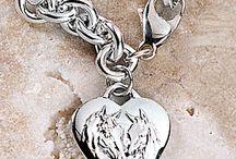 EPM Heart Jewelry / Ashley's EPM Heart Jewelry