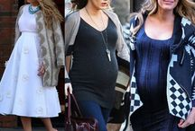 Looks para grávidas fashion