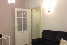 little apartment in central Bucharest / decoration minimalist
