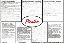 Pirate EYFS Mini Topic
