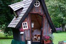 #¤ #kl. Häuschen- #Gartenhäuser- #Baumhäuser- #Spielhäuser-f-#Kinder ~ #small-#house~ #garden-#house~ #tree-#house~ #playhouse-for-#Kids~ #small-#houses~ #cottages~ #summer-#house / - #Kleine Häuschen - #Gartenhäuser - #Baumhäuser - #Spielhäuser ~  #small houses - #cottages - #summer house - #tree house - #garden house - #play house -