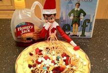 That darn Elf!! / by Sabrina Hacker