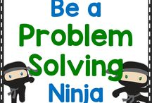 Problem Solving / This board is full of great math problem solving ideas, activities, FREE downloads, and more! Use these ideas with your preschool, Kindergarten, 1st, 2nd, 3rd, 4th, 5th, or 6th grade classroom or homeschool students to help them master math!