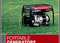 Portable Electric Generators