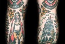 The best Traditional Tattoo / How to make a Traditional Tattoo