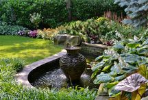Favorite Gardens / Examples of many different types of gardens that we design, install and maintain throughout NJ and the Tri-state areas.