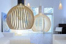 Lamper og belysning inspirasjon / Inspirasjon belysning