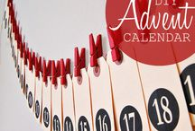 DIY calendarios adviento