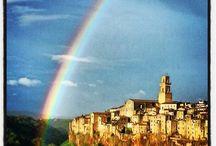 Pitigliano - Maremma - Italia