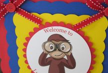 Curious George 2nd Birthday / by Laura Enciso