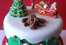Torta navideñas/ Christmas cake