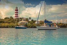 Abaco, Bahamas / Just 135 miles off the coast of Florida.